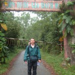 Ted Nelson in Bach Ma National Park Vietnam