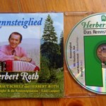 """CD of the Rennsteiglied"""