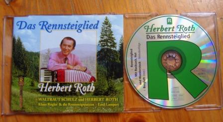 """""""CD of the Rennsteiglied"""""""