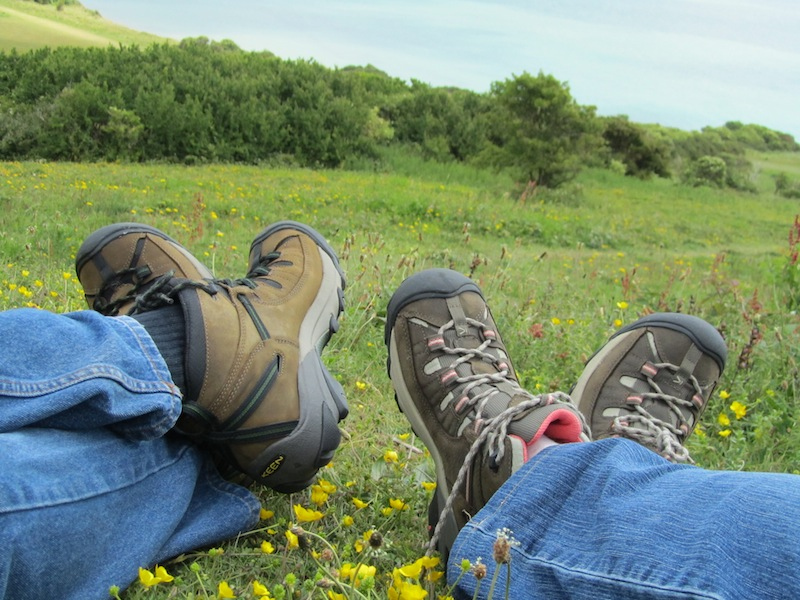 """Keen hiking boots from Nature Shop"""