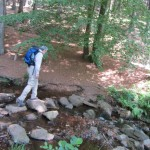 """Adventure for beginners hiking trail in Saarland Germany"""