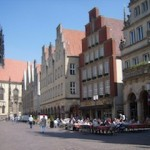 """Muenster Germany Prinzipalmarkt"""