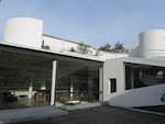 """Le Corbusier built Villa Savoye in Poissy near Paris"""