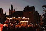 """Christmas market in Trier Germany copyright Tourist Information Trier"""
