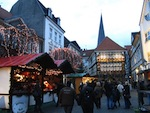 """Chr""istmas market in Hattingen Germany"