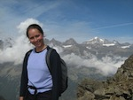 """Janet - founder and organizer of Paris Hiking Group"""
