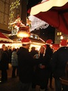 """Christmas market in Essen Germany"""