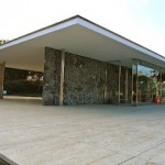 """Barcelona Pavilion by Ludwig Mies van der Rohe"""