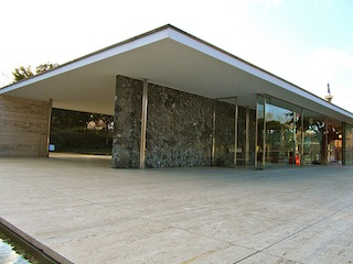 """""""Barcelona Pavilion by Ludwig Mies van der Rohe"""""""
