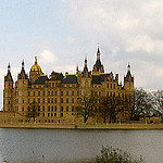 """Royal castle of Schwerin"""
