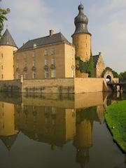 """""""Burg Gemen in Germany"""""""