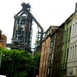 """Relics of Germany's industrial heartland"""