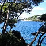 """St Jean Cap Ferrat hiking trail in the French Riviera"""