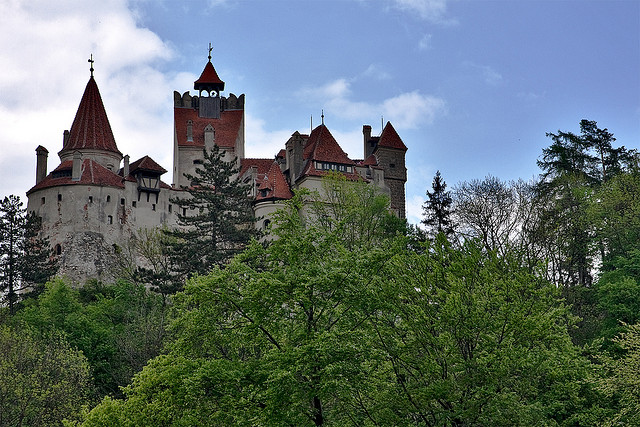 """Bran Castle,Romania - Photo by Horia Varlan"""