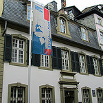 """Karl Marx house in Trier"""