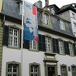"""Karl Marx house in Trier"""