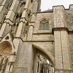 """Cathedral St Etienne Bourges"""
