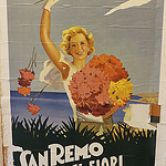 """Old Sanremo poster"""
