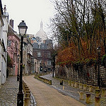 Montmartre by chansons
