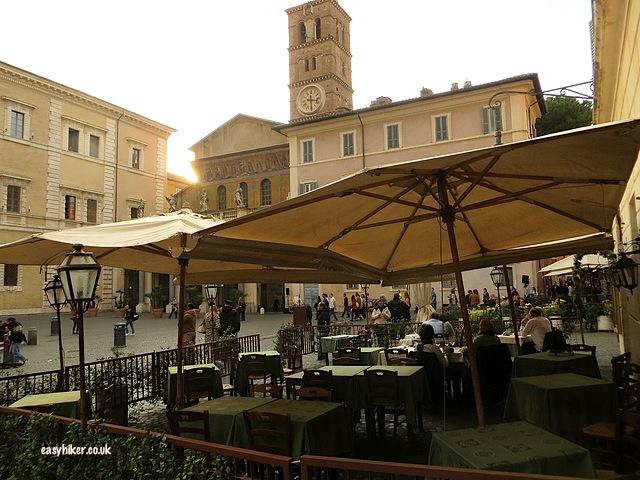"""""""Galeasi Restaurant in Trastevere Rome"""""""