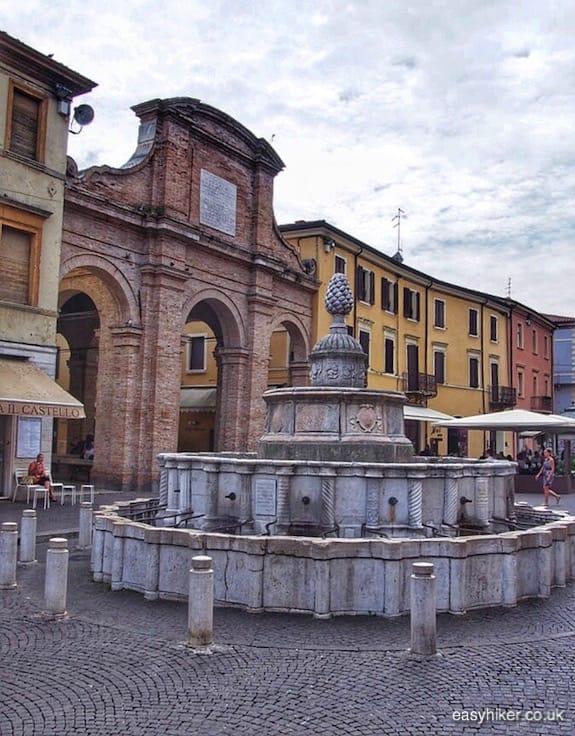 """""""Fontana della Pigna - Rimini of Fellini"""""""