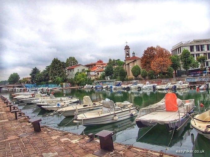 """""""Porto Canale - Rimini of Fellini"""""""