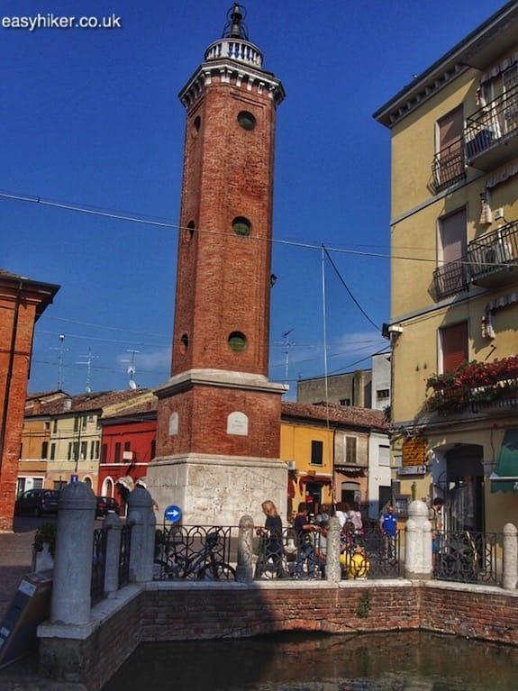 """""""town center of Comacchio - Valli di Comacchio"""""""