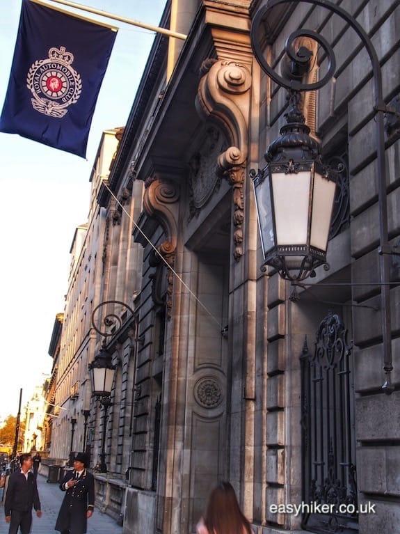 """Royal Automobile Club - Cambridge Five in London"""