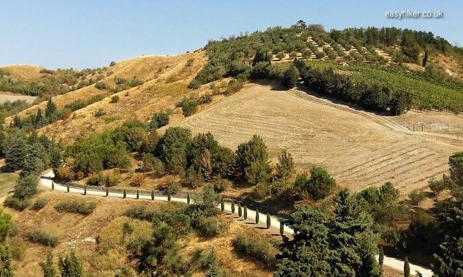 """""""hills of Orologio - walks in Emilia-Romagna"""""""