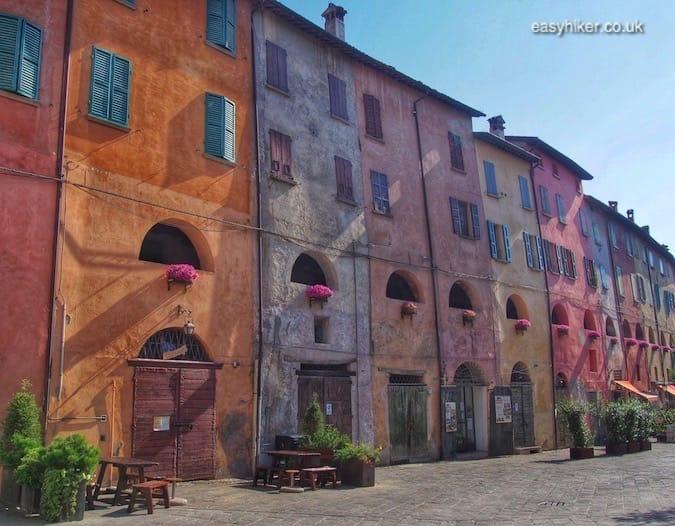 """""""via degli Asini - walks in Emilia-Romagna"""""""