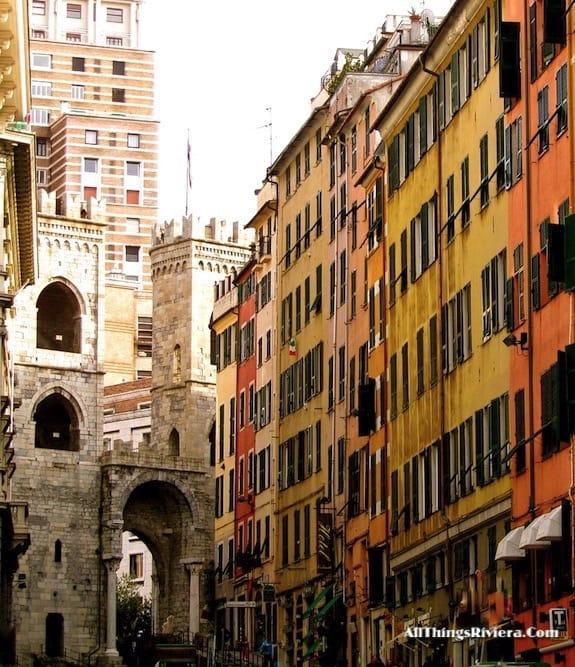"""Genova - Genoa is like Audrey Hepburn"""