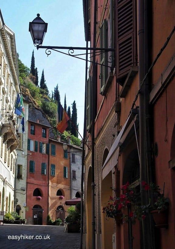"""""""town of Brisighella - walks in Emilia-Romagna"""""""