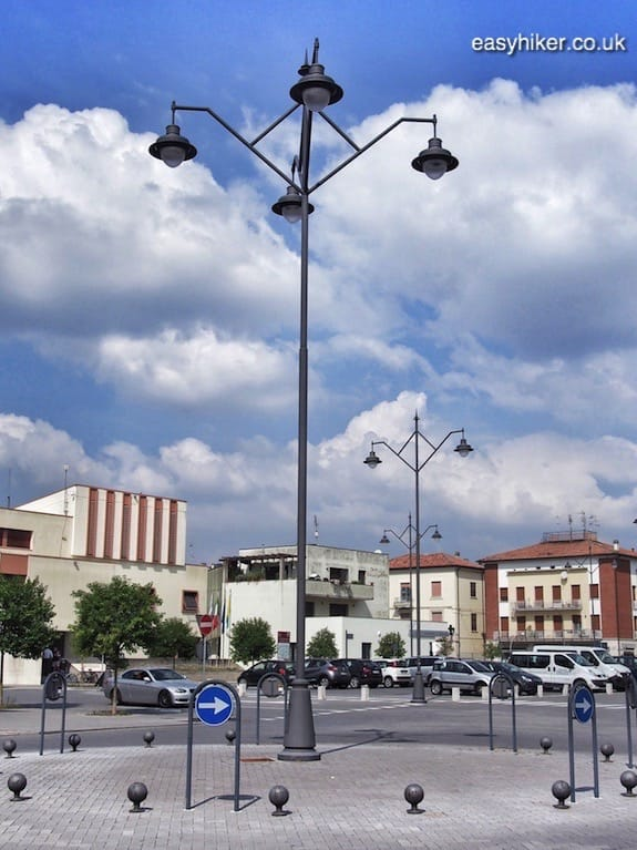 """Fascinated by Fascist Architecture - Piazza Italia in Tresigallo"""