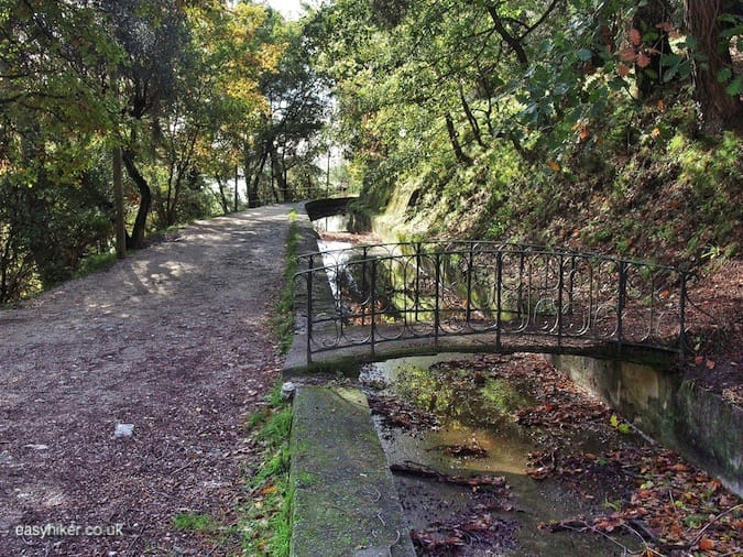 """hiking/walking path by Canal Gairaut on Your Short Trip to Nice"""