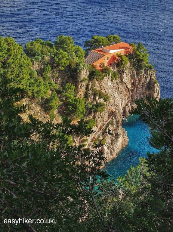 """""""Villa Malaparte - see the best of Capri"""""""
