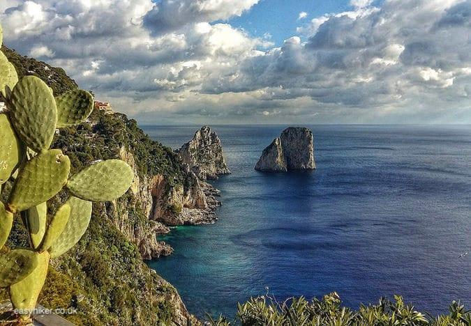 """Faraglioni rocks - see the best of Capri"""""""