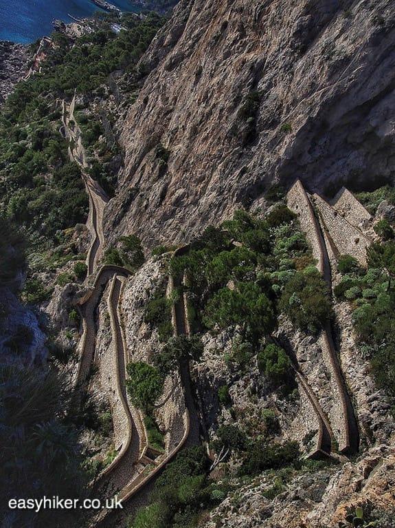 """""""Via Krupp - see the best of Capri"""""""