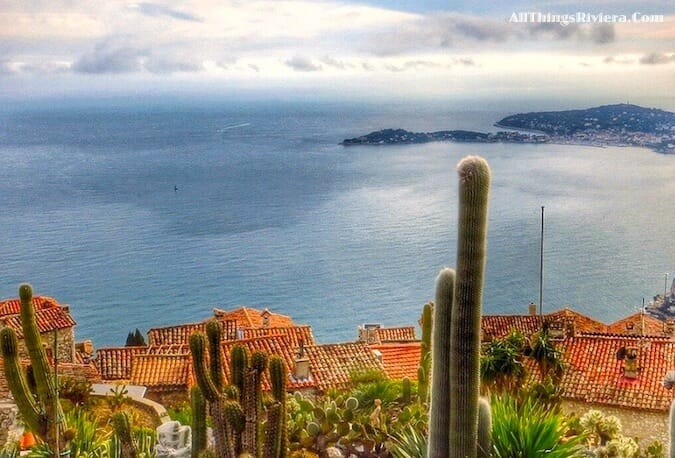"""Jardin Botanique of Eze - one of 5 more Riviera Gardens to Discover"""