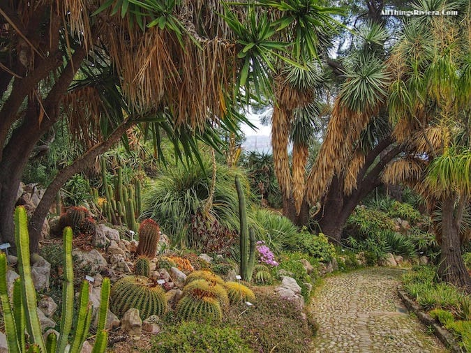 """discover the Gardens of the Riviera"""