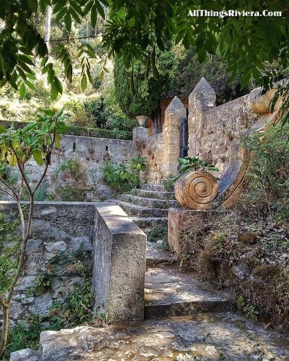 """""""Serre de la Madone, one of the Gardens of the Riviera"""""""