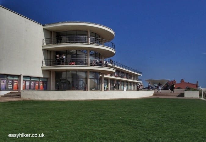 """De la Warr Pavilion, the culture in the Sussex Coastal Cultural Trail"""