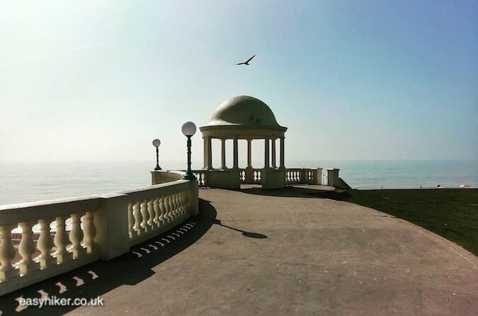 """Bexhill on Sea along the Sussex Coastal Cultural Trail"""