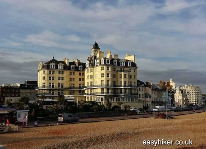 """Queens Hotel along the coastal culture trail"""