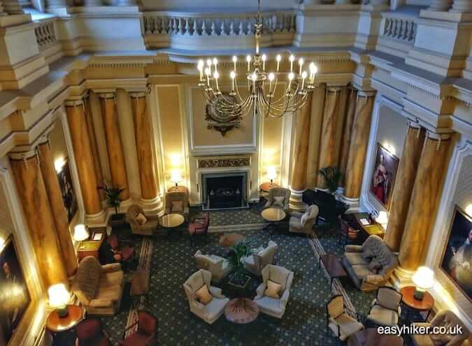 """""""historic lounge in The Grand Hotel along the coastal culture trail"""""""