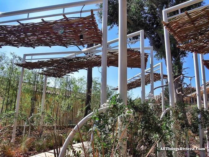 """Grasse garden for the Very First French Riviera Garden Festival"""