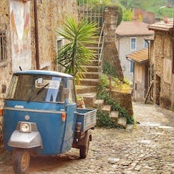 Take a Lovely Spring Hike in the Italian Riviera