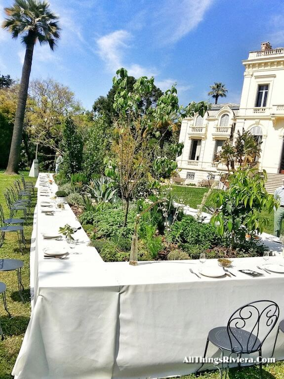 """Cannes garden for the Very First French Riviera Garden Festival"""