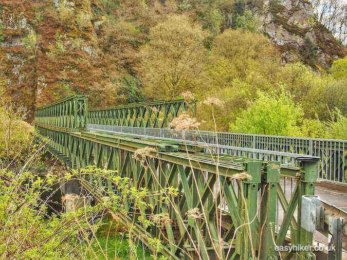 """""""Ettelbruck Bailey Bridge - Liberation and Remembrance in Europe"""""""
