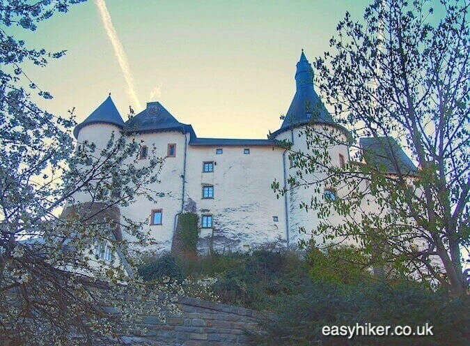"""""""Clervaux Castle -Liberation and Remembrance in Europe"""""""