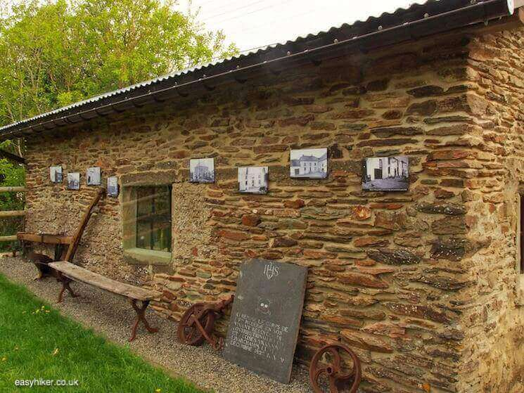 """Barn/war museum of Sainlez - Fame of Bastogne"""